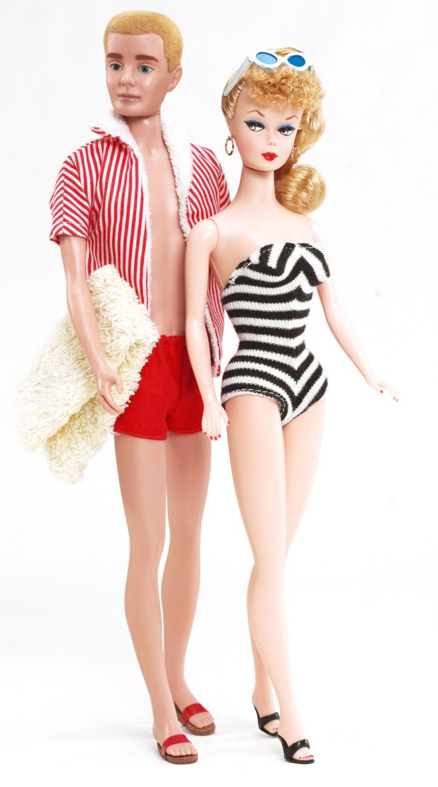 Barbie conoció a Ken en 1961