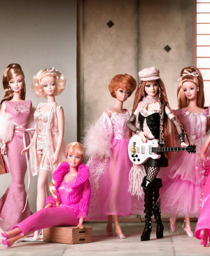 Barbie's evolution style (Collectors edition) (2) apertura