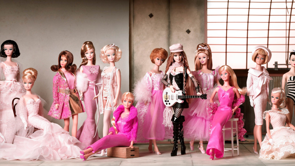 Barbie's evolution style (Collectors edition) (2) apertura