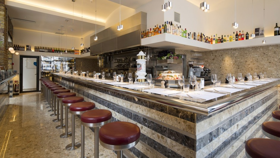 El diseño \'spanglish\' del Barrafina, el bar de tapas que triunfa en ...