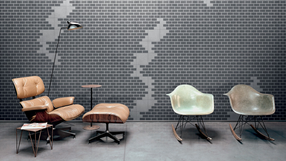 Bisazza Cementiles_Void Grey - Wall Grey_design Tom Dixon (2)