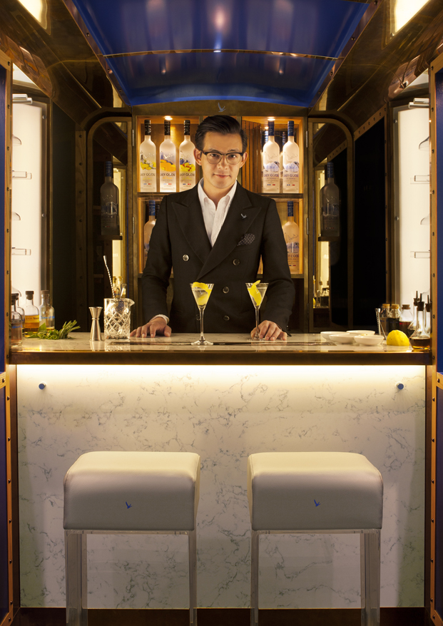 Boulangerie François Grey Goose Martini Bar 2