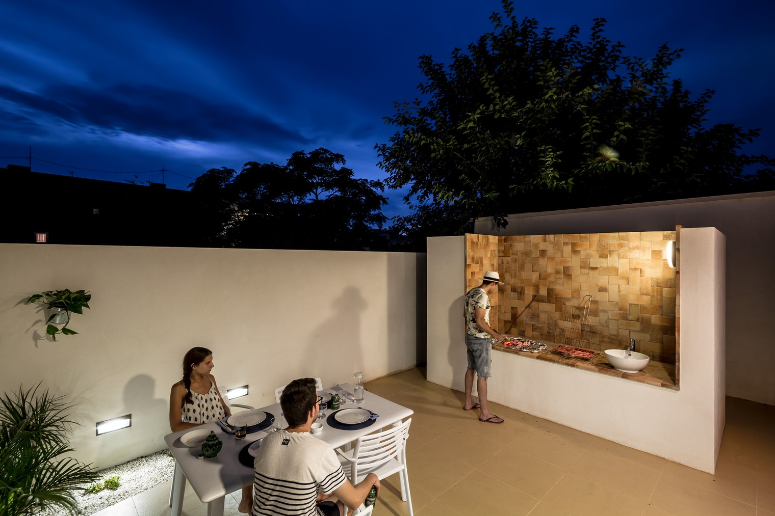 El sue o de una casita moderna en la playa est en d nia - La casita de los suenos ...