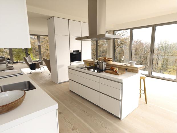 viaja a la arquitectura esencial de la cocina con los. Black Bedroom Furniture Sets. Home Design Ideas