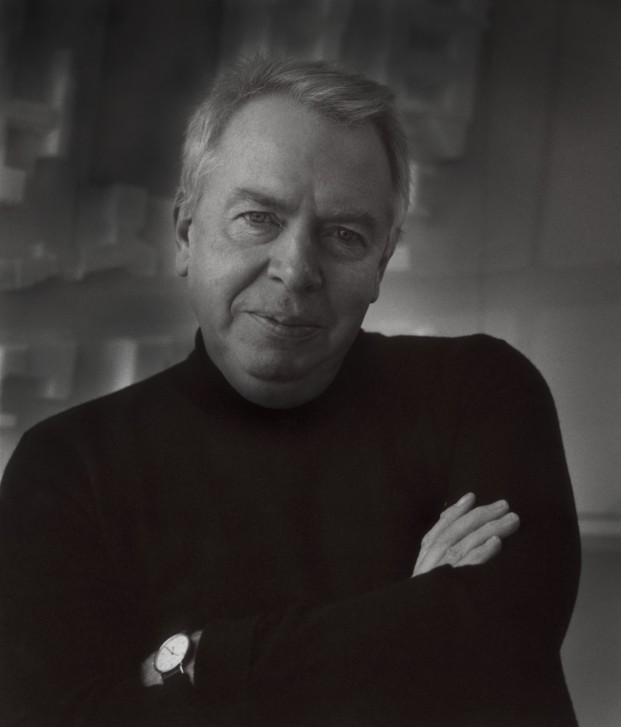 David Chipperfield Portrait