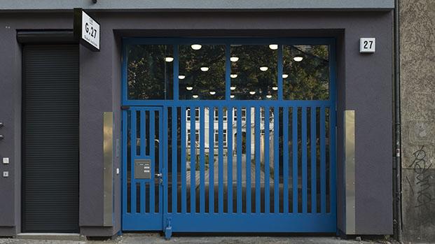 G27 Macro Sea entrada residencia de estudiantes diariodesign