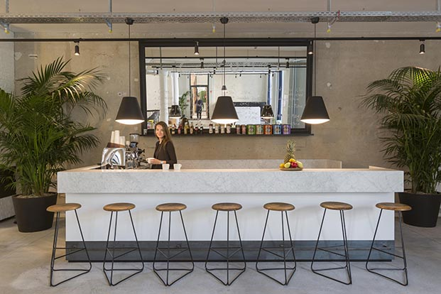 G27 Macro Sea bar residencia de estudiantes diariodesign