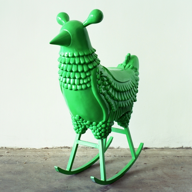 Green Chicken, credit - Hayonstudio