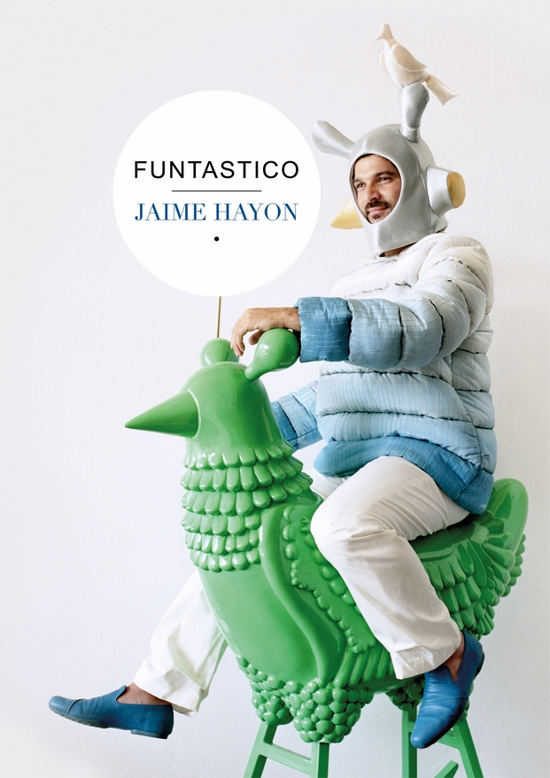 Jaime Hayone with Green Chicken #1, credit - Nienke Klunder