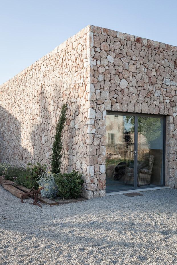 Can valls estudio para una artista en mallorca - Estudio arquitectura mallorca ...