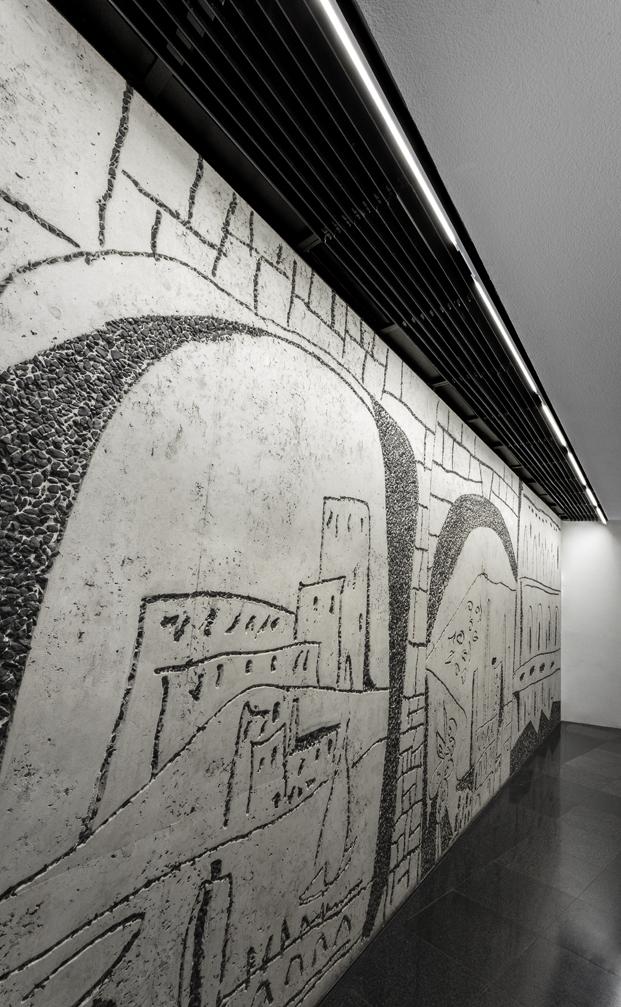 Muro de los Arcos