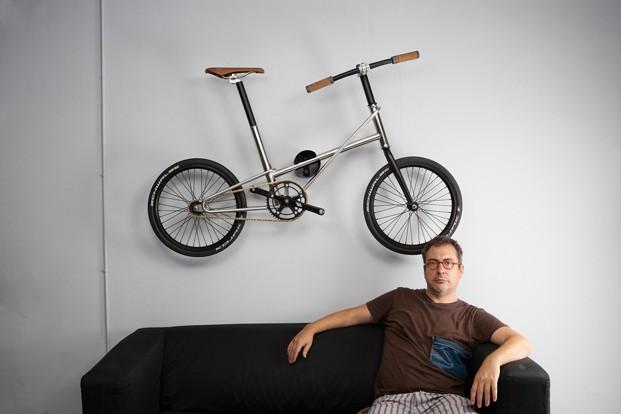 Antonio Castro, el pensador de las bicis
