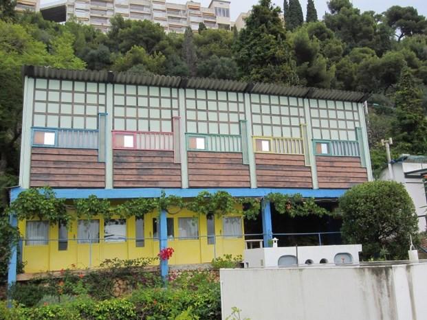 Le Corbusier Unités de camping Eileen Gray