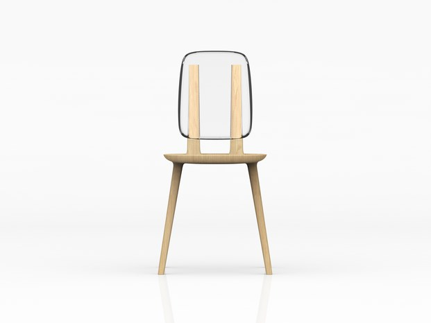 5 Chaise TABU par Eugeni Quitllet avec Alias