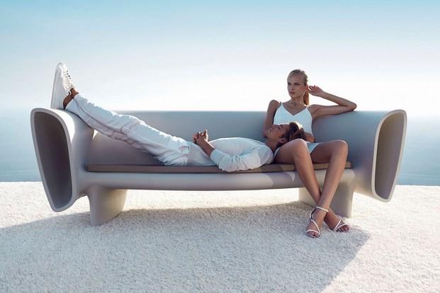 6 Canapé BUM BUM par Eugeni Quitllet pour Vondom