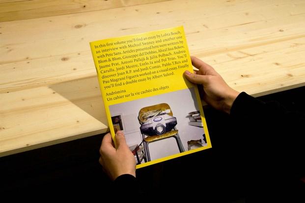 AndrominaMagazine1- Albert Romagosa, Arnau Tàsies, Tai Sans, Ane Guerra.