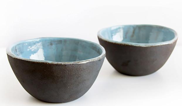 Boutiquers pareja bowl y plato_azul_ceramica_011