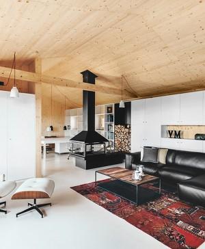 Casita de madera de Dom Arquitectura
