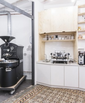 SlowMov Coffee Roasters de The Hall Studio 1 (Copiar)