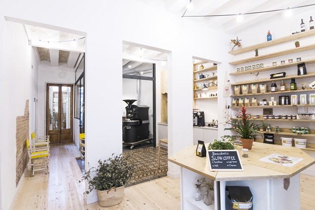SlowMov Coffee Roasters de The Hall Studio 3 (Copiar)