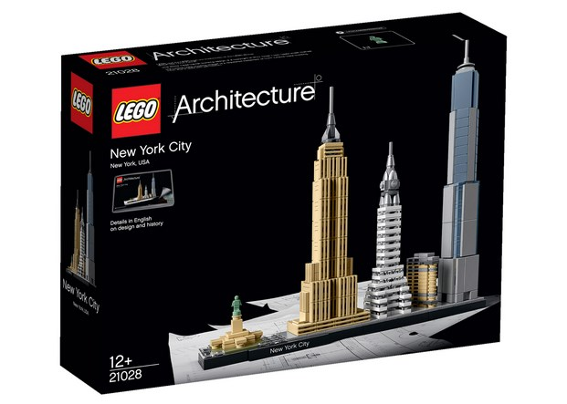 2 lego architecture skyline collection