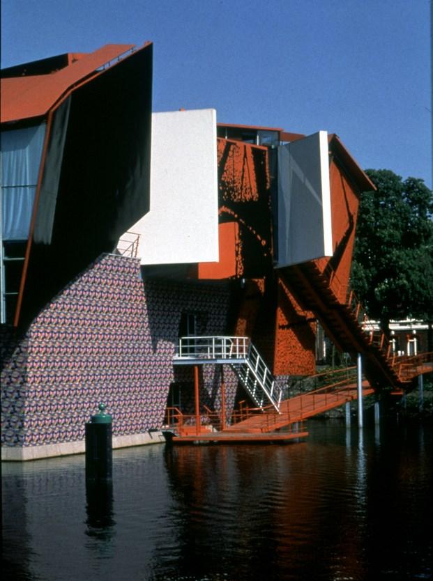 Groninger Museum Mendini