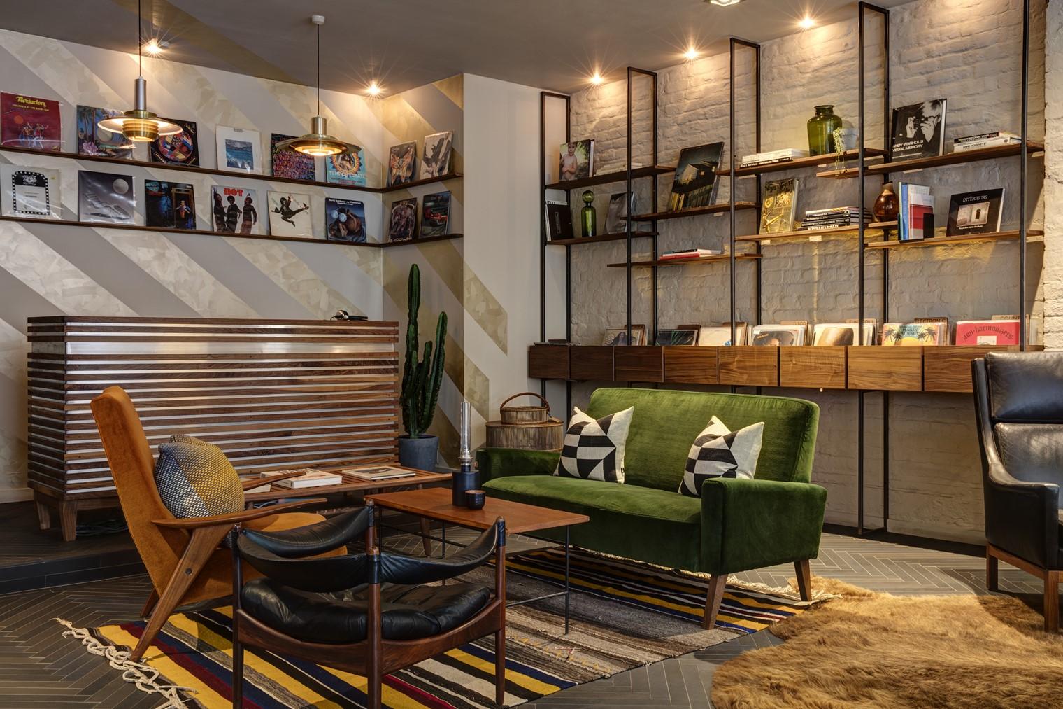 Clerkenwell london la mega concept store for Muebles reciclados para un estilo industrial
