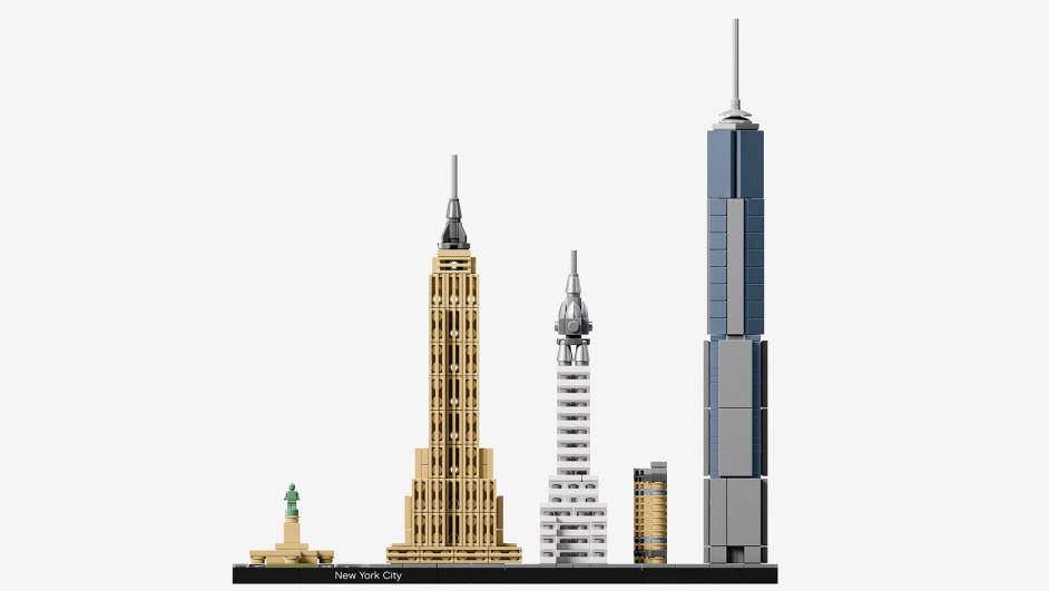 Lego newyork