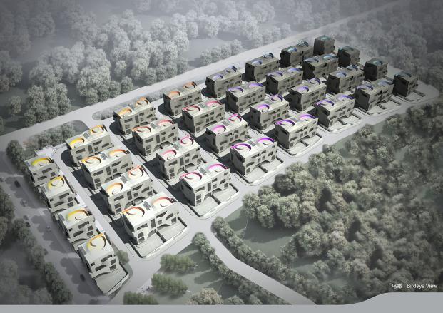 UNStudio-Guorui-Villas-Beijing (3)