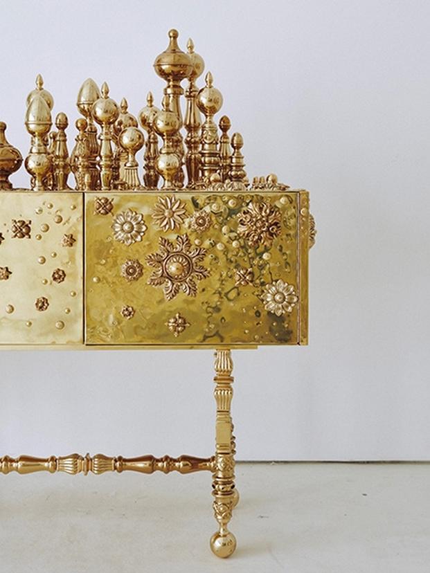 Von Pelt, detalle de mueble
