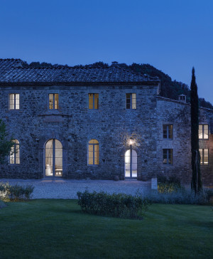 casa montalcino en la toscana italiana diariodesign