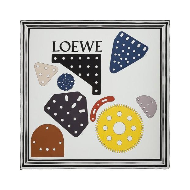 loewe scarf