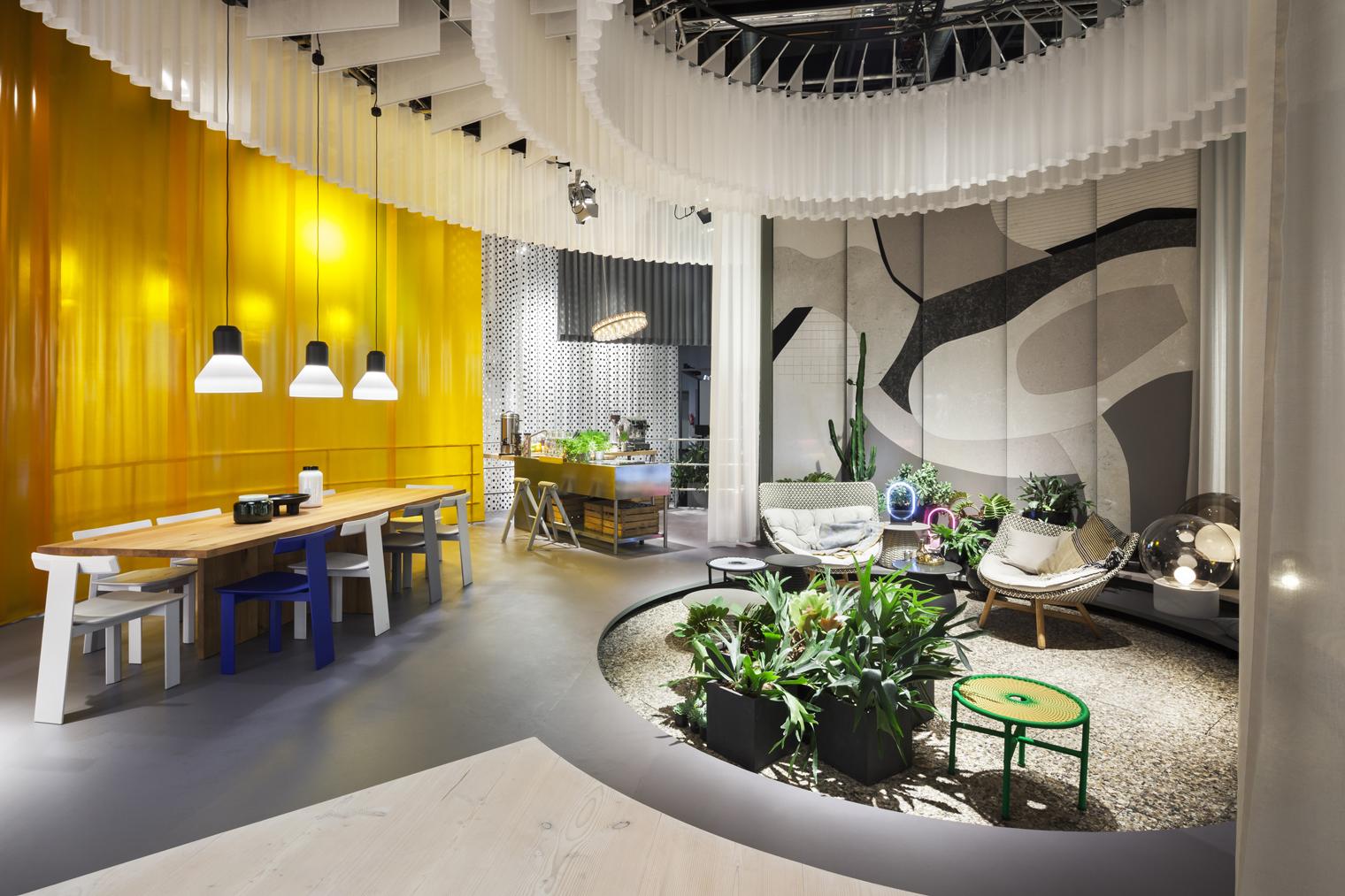 sebastian herkner dise a la casa del futuro. Black Bedroom Furniture Sets. Home Design Ideas