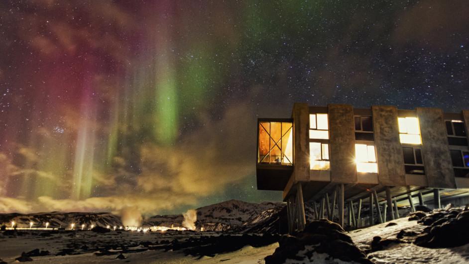 lujo aventura hielo y fuego ion hotel en islandia