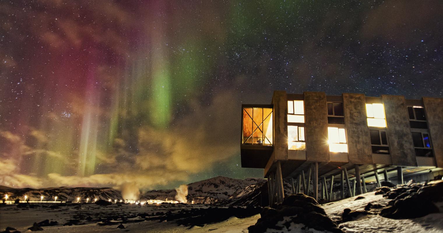 lujo aventura hielo y fuego ion hotel en islandia. Black Bedroom Furniture Sets. Home Design Ideas