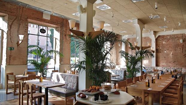 flax kale restaurante flexitariano en barcelona diariodesign