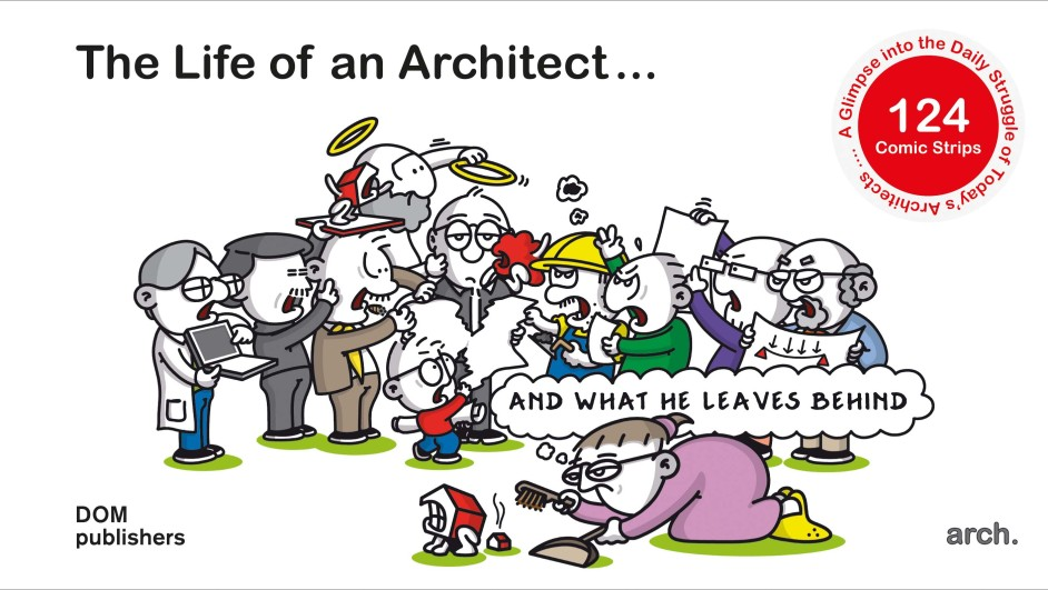 The live of an architect Archibald diariodesign