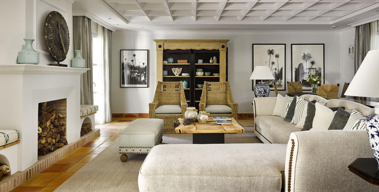 El cortijo estilo r stico y contempor neo for Decoracion casa estilo andaluz