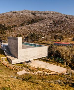 carvalho araújo refugio na montaria portugal diariodesign