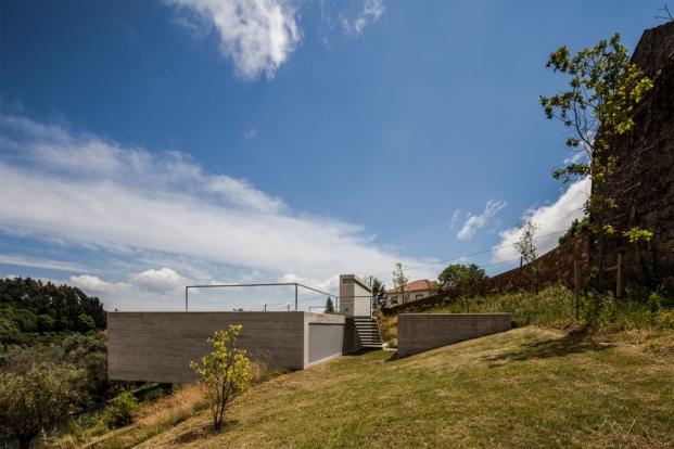 carvalho araújo refugio en portugal diariodesign