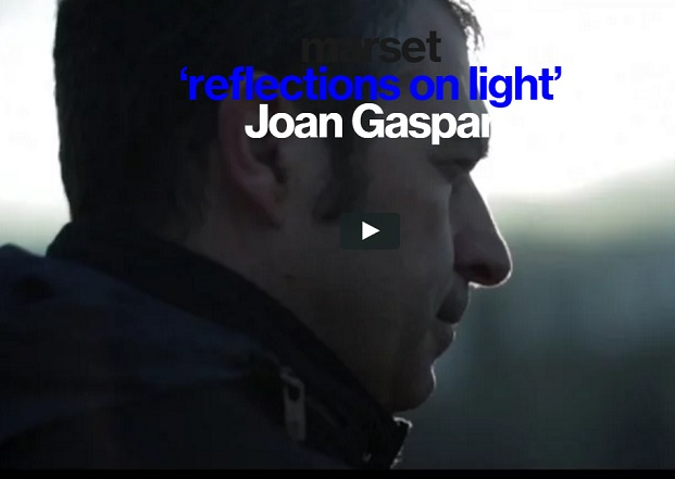 reflections of light joan gaspar video