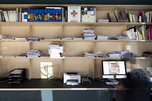 oficinas editorial gustavo gili diariodesign