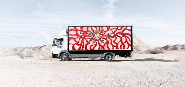 17 truck art project marina vargas