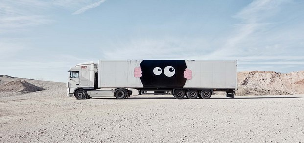20 truck art project javier calleja