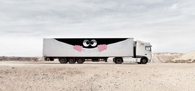 21 truck art project javier calleja