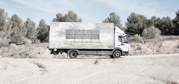 23 truck art project san
