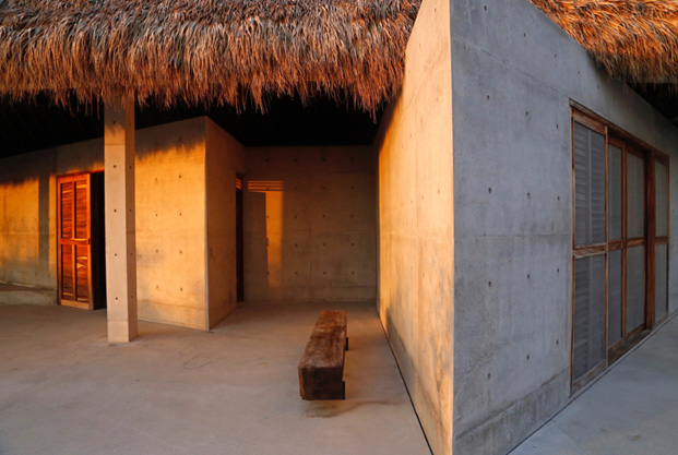 fundacion casa wabi en mexico tadao ando diariodesign