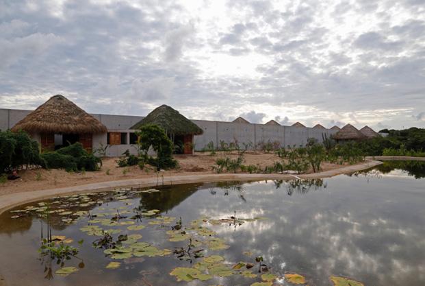 Casa Wabi en México diariodesign