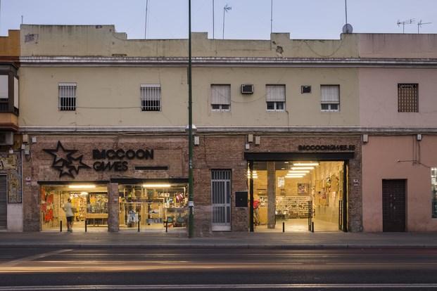 raccoon games tienda de comics diariodesign