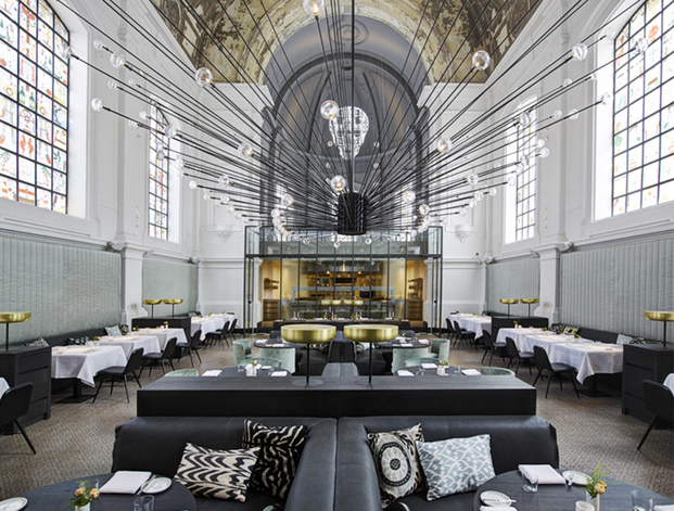 The Jane (Amberes), mejor restaurante mundial en 2015